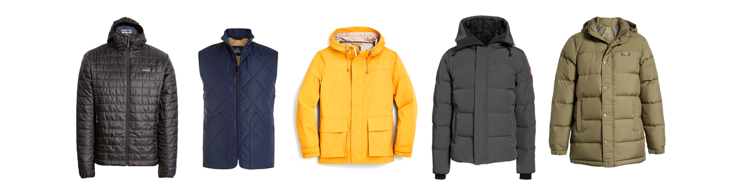 Mens Extreme Cold Capsule Wardrobe
