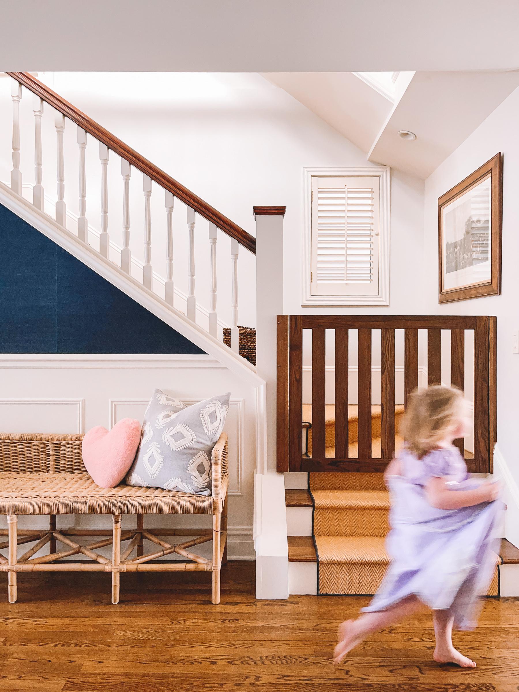 Rouzati Rugs stair runner review
