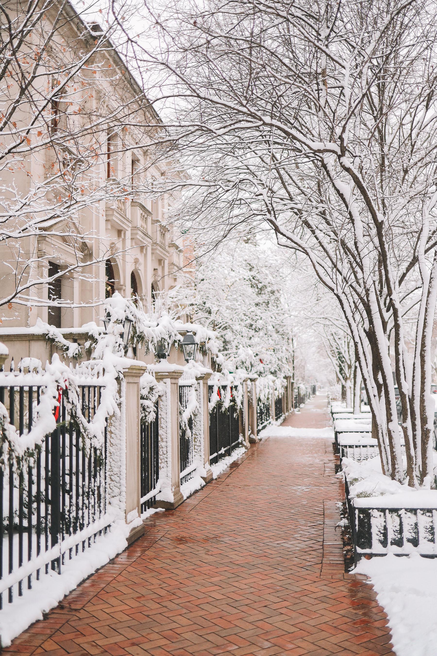 chicago winter wonderland