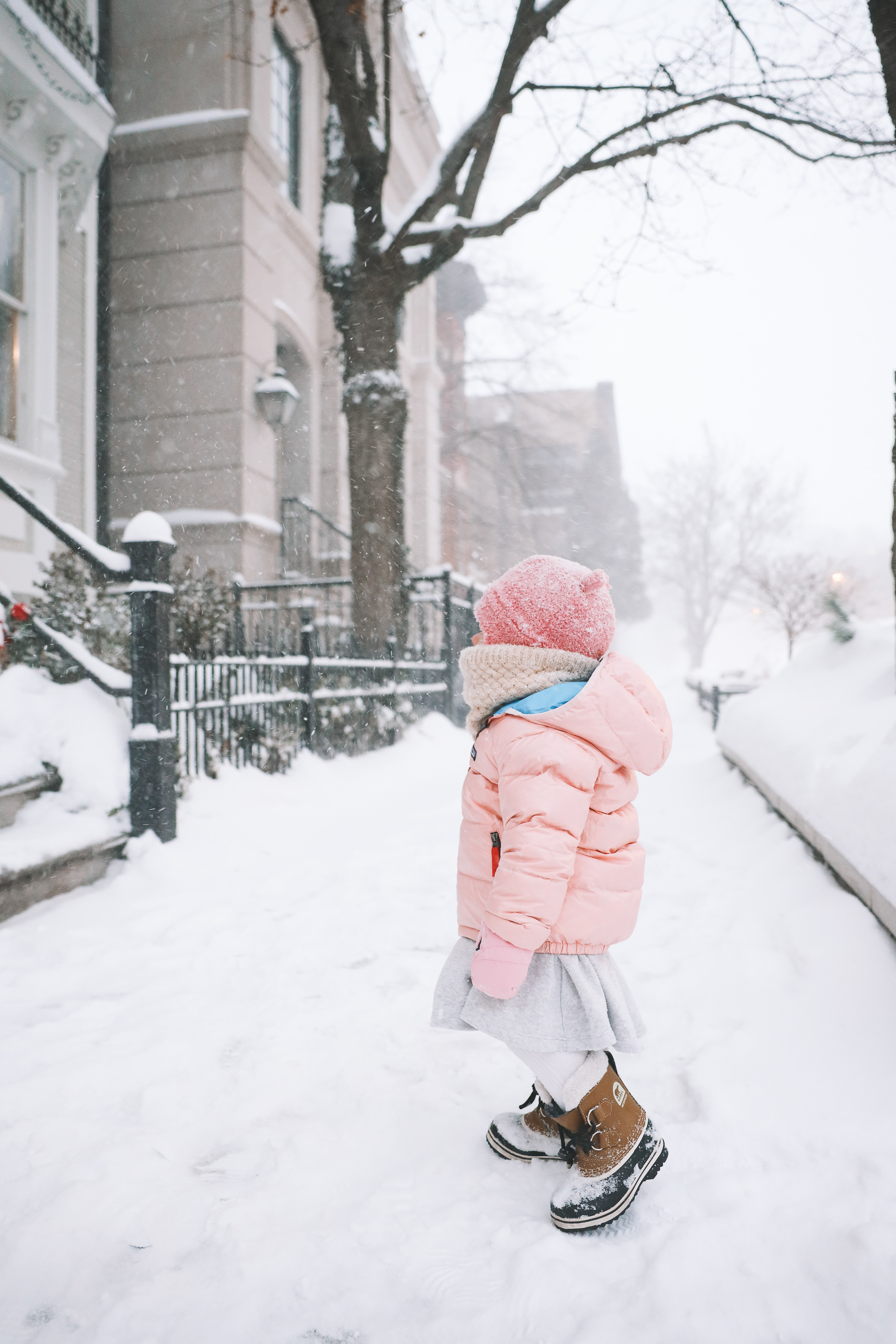 baby winter outfit