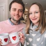 10 Things 2/22 | valentine's day heart mugs