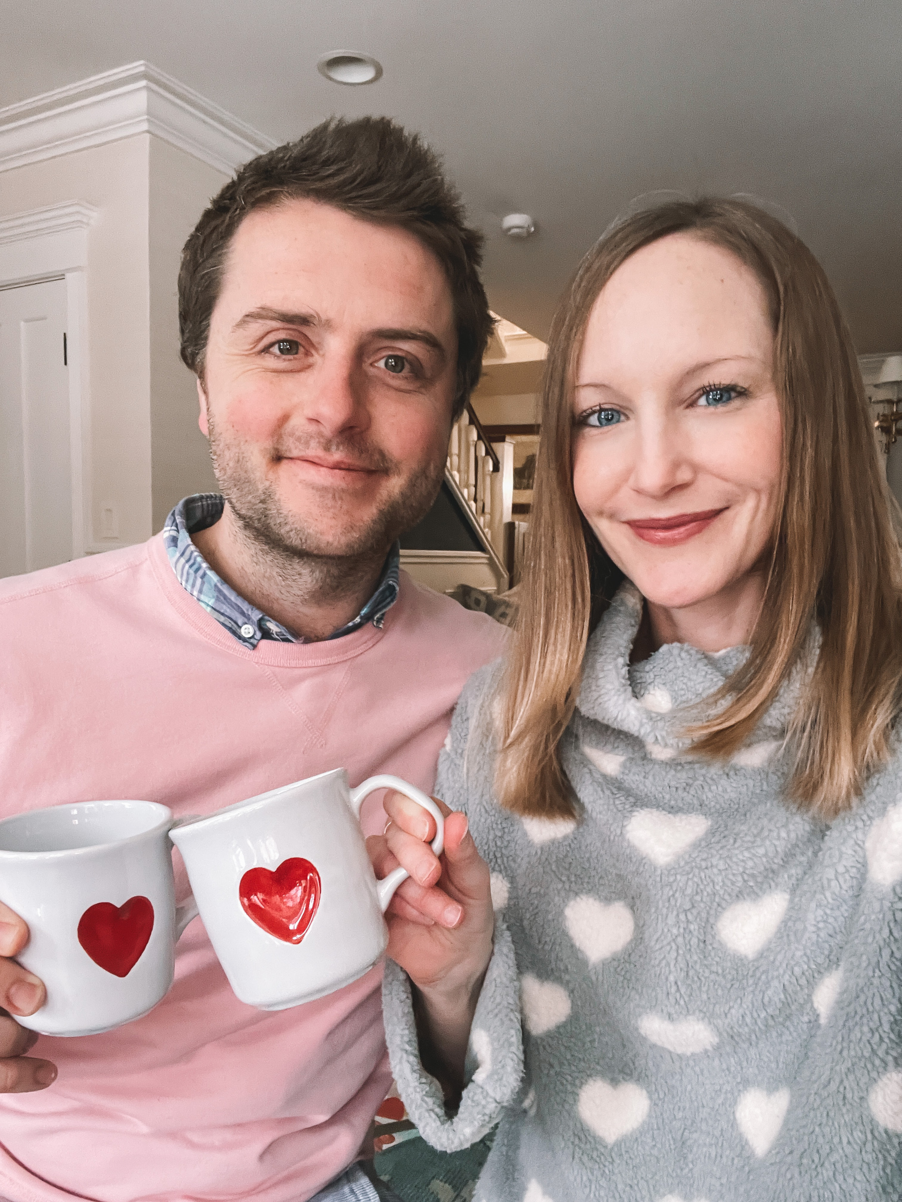 10 Things 2/22 | valentine's day heart mugs
