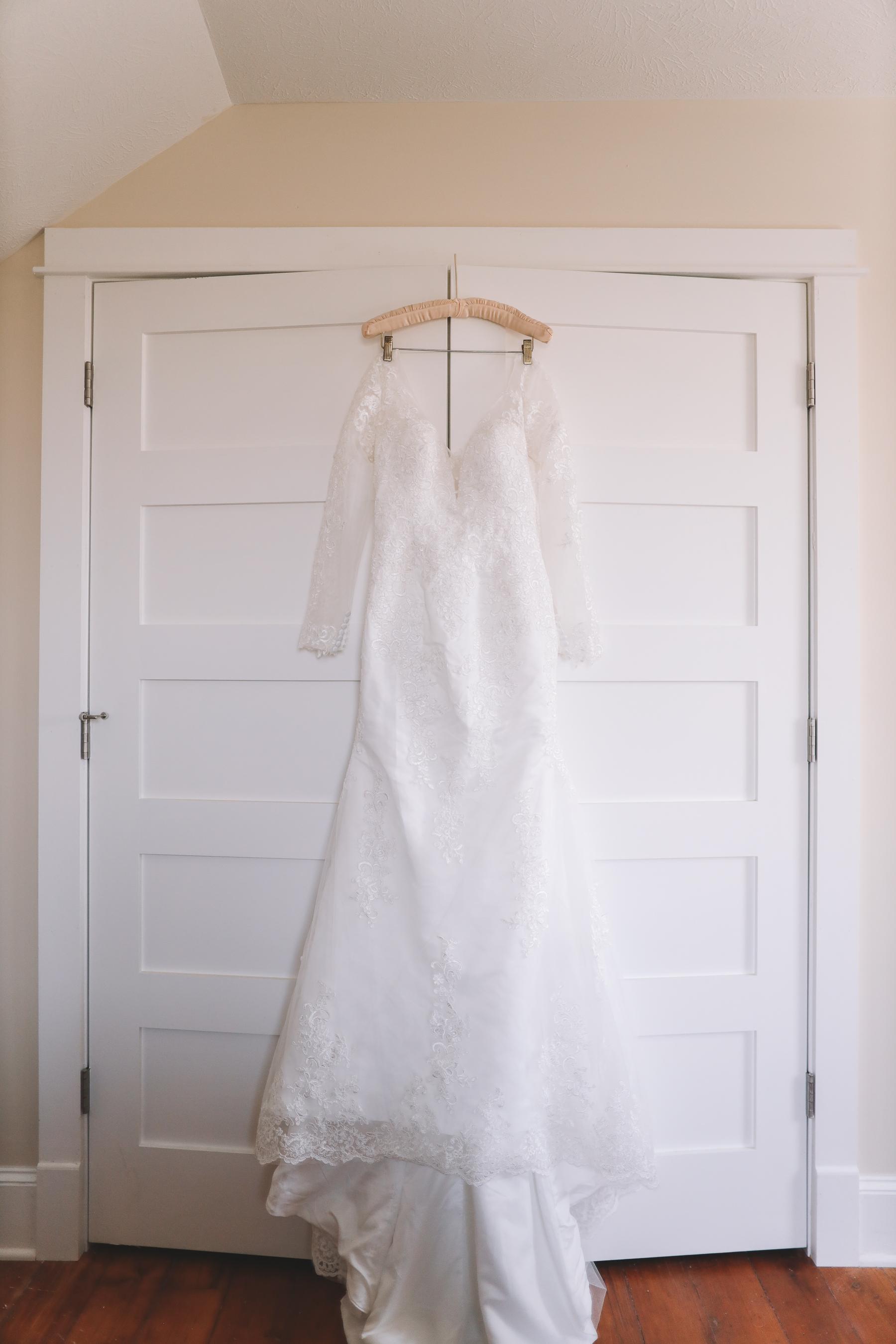 wedding dress | Charlie and Shirleys Wedding