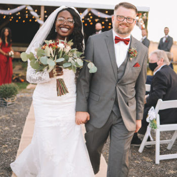 Charlie and Shirley's Wedding