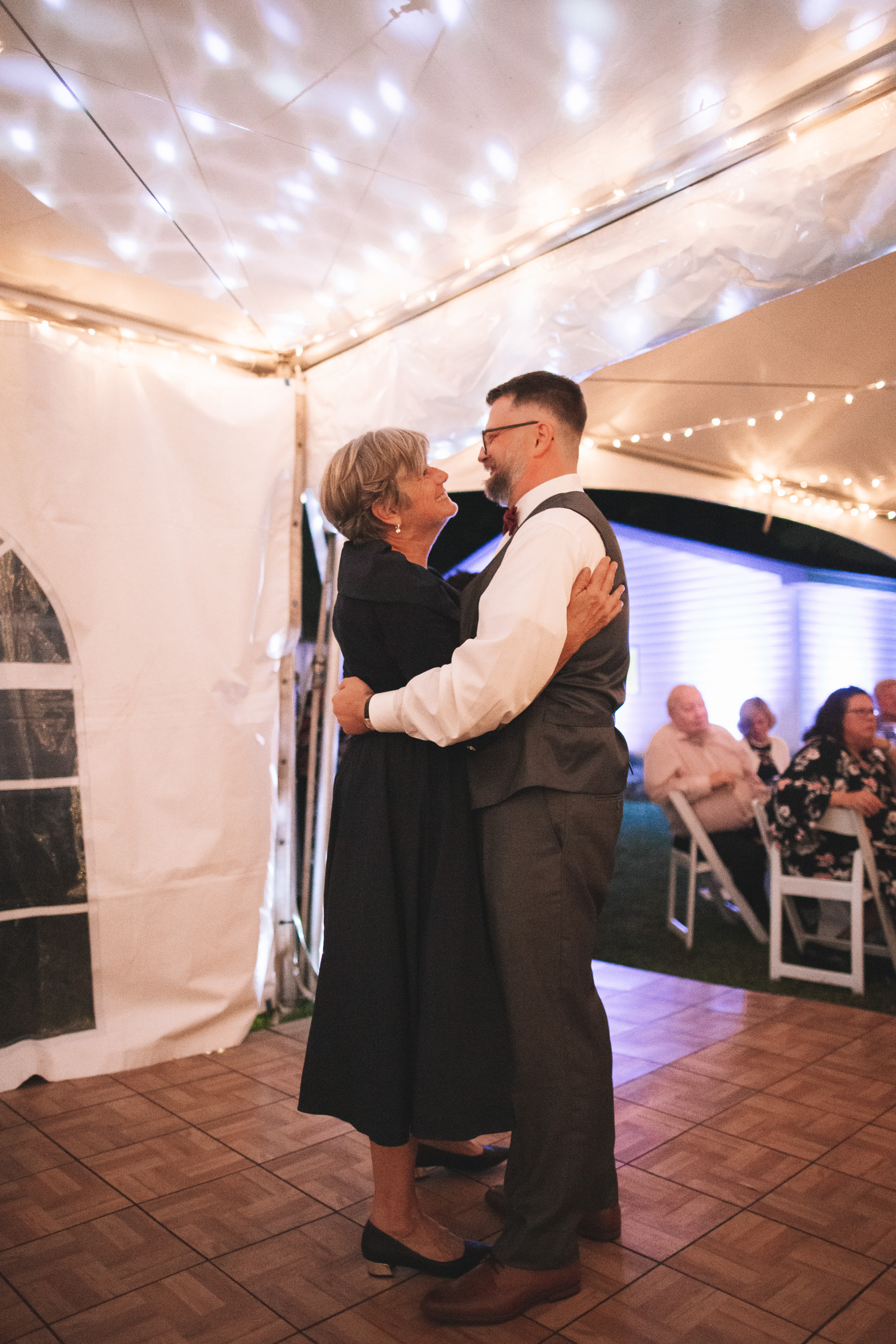 wedding reception during covid | Charlie and Shirleys Wedding