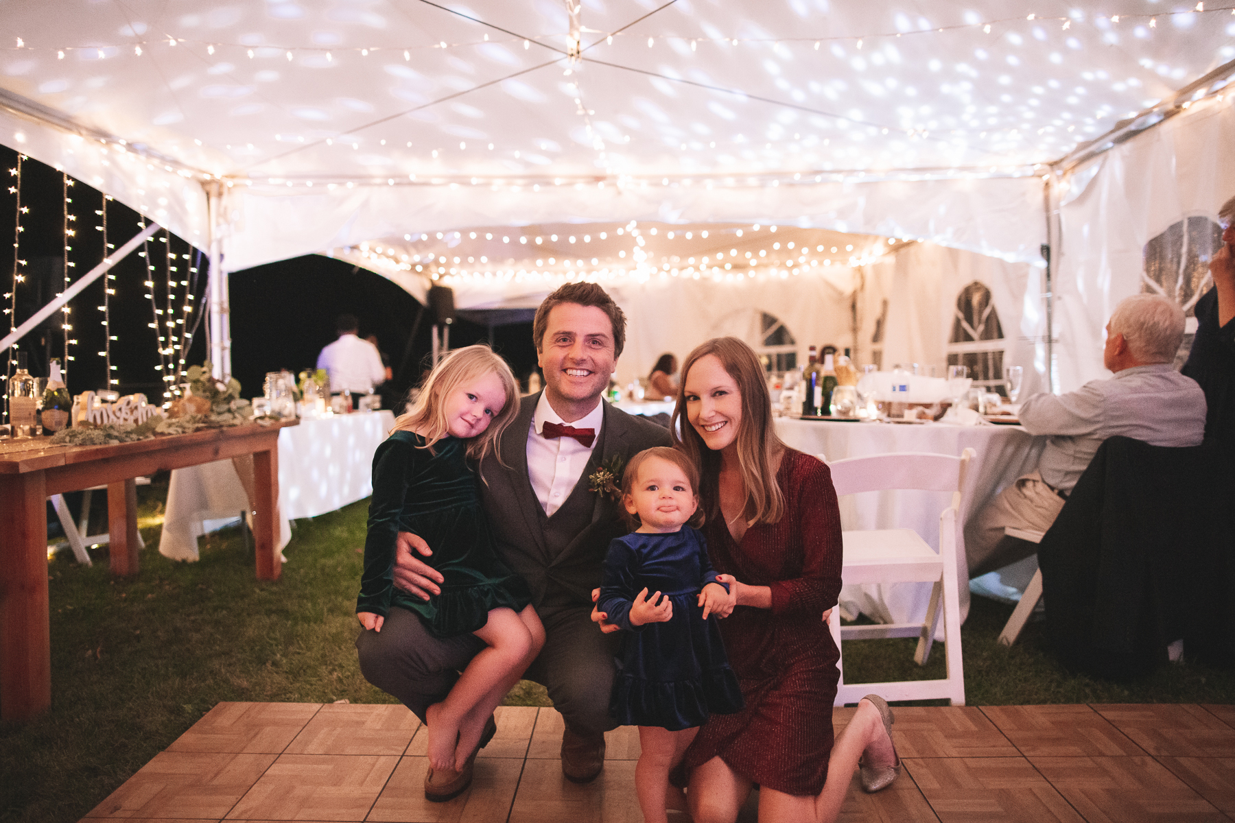 larkin family | Charlie and Shirleys Wedding