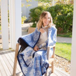 10 Things 3/8   Julia's new collaboration with ChappyWrap blankets