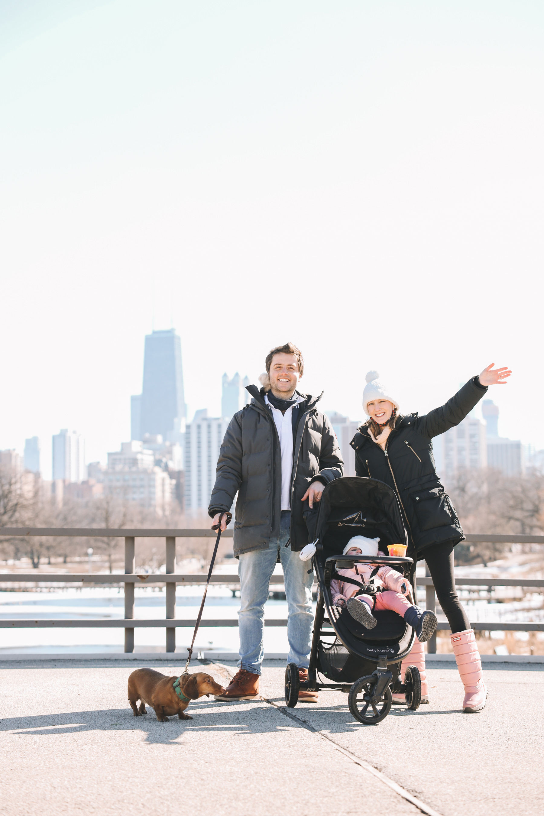 Happiness Walk Vol 5   Lincoln Park Chicago in March