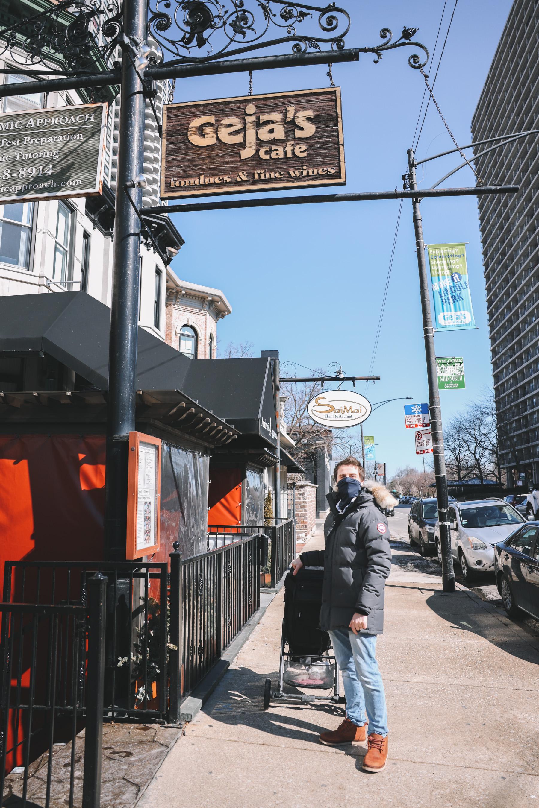 Geja's Cafe chicago