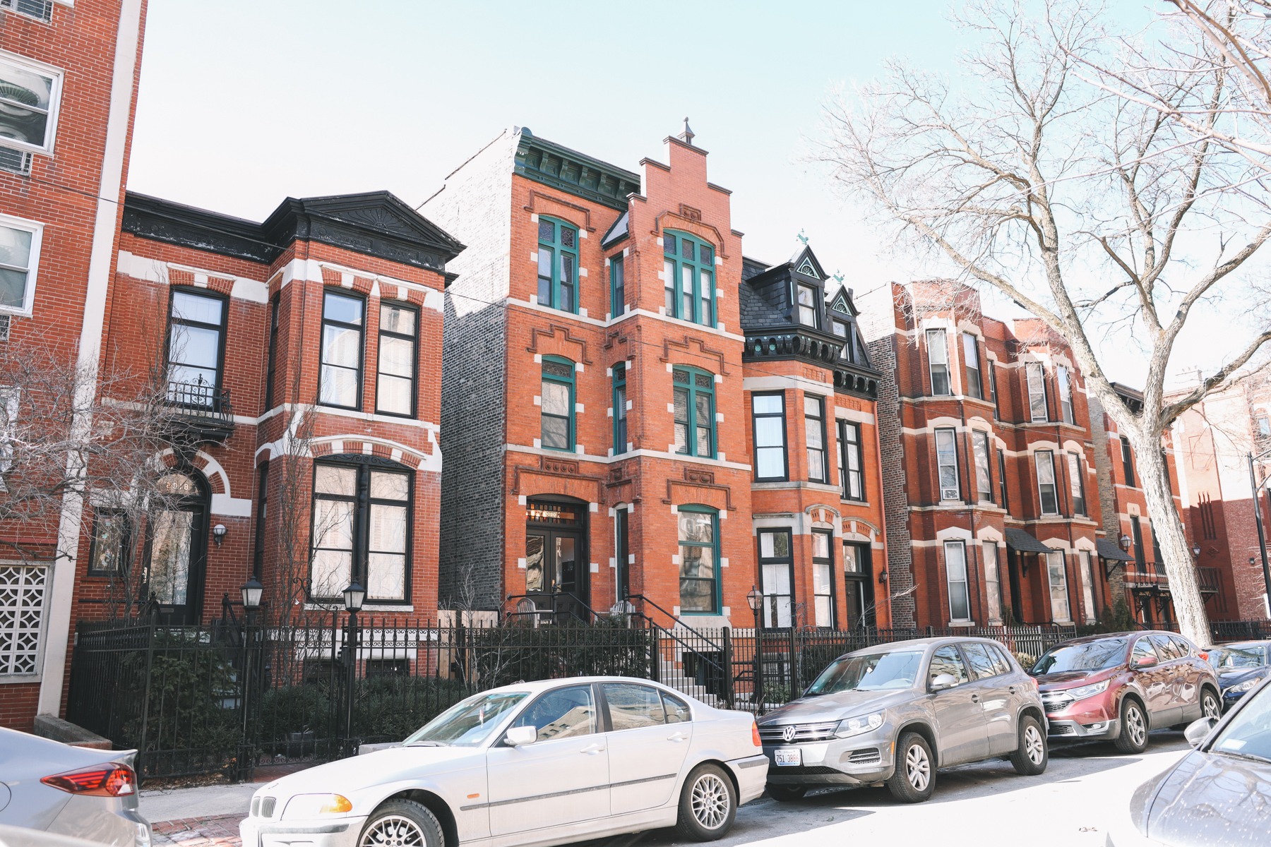 chicago houses march   Happiness Walk Vol 5
