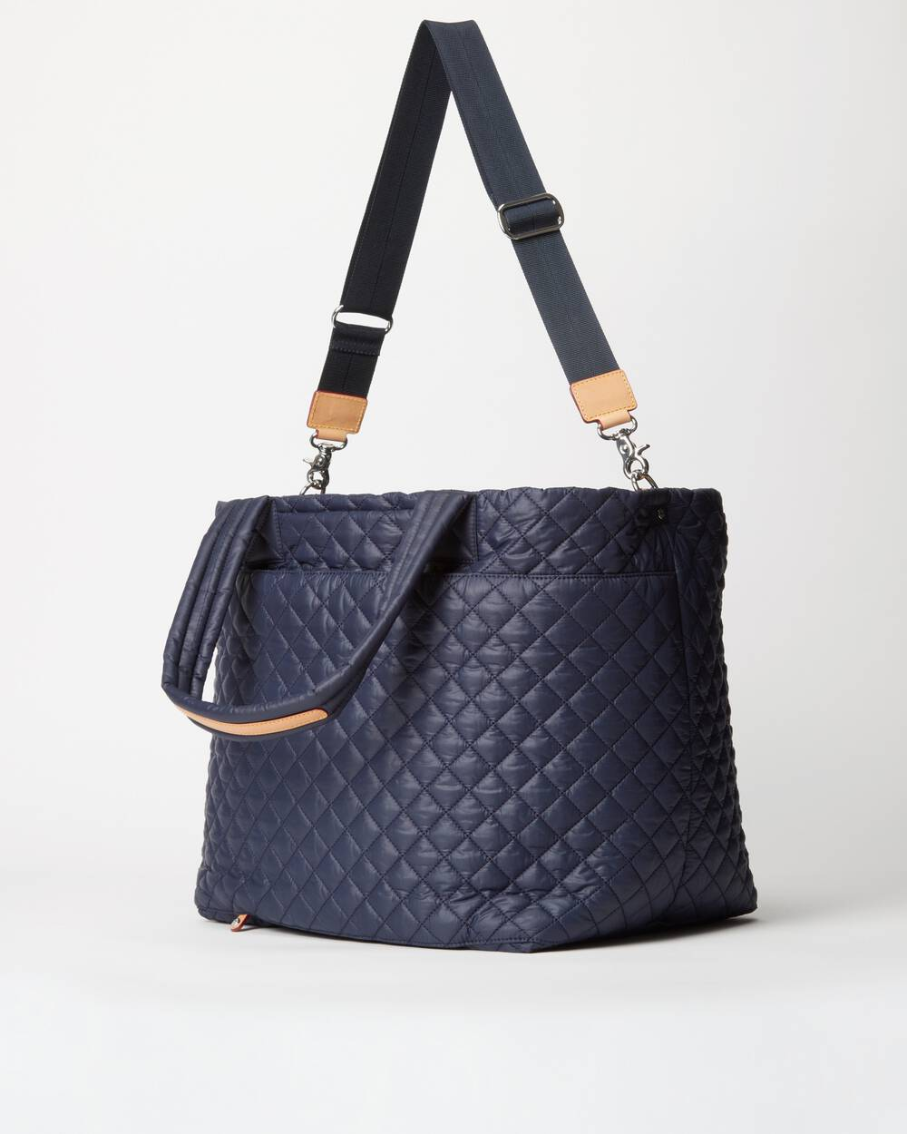 Recent Finds 3/5   MZ Wallace Navy Metro Tote