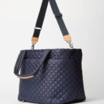 Recent Finds 3/5 | MZ Wallace Navy Metro Tote
