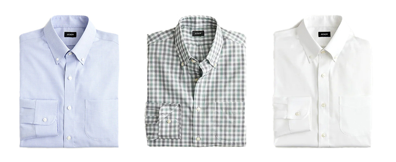 men spring Dress shirts