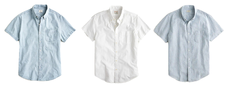 men Short-sleeved shirts