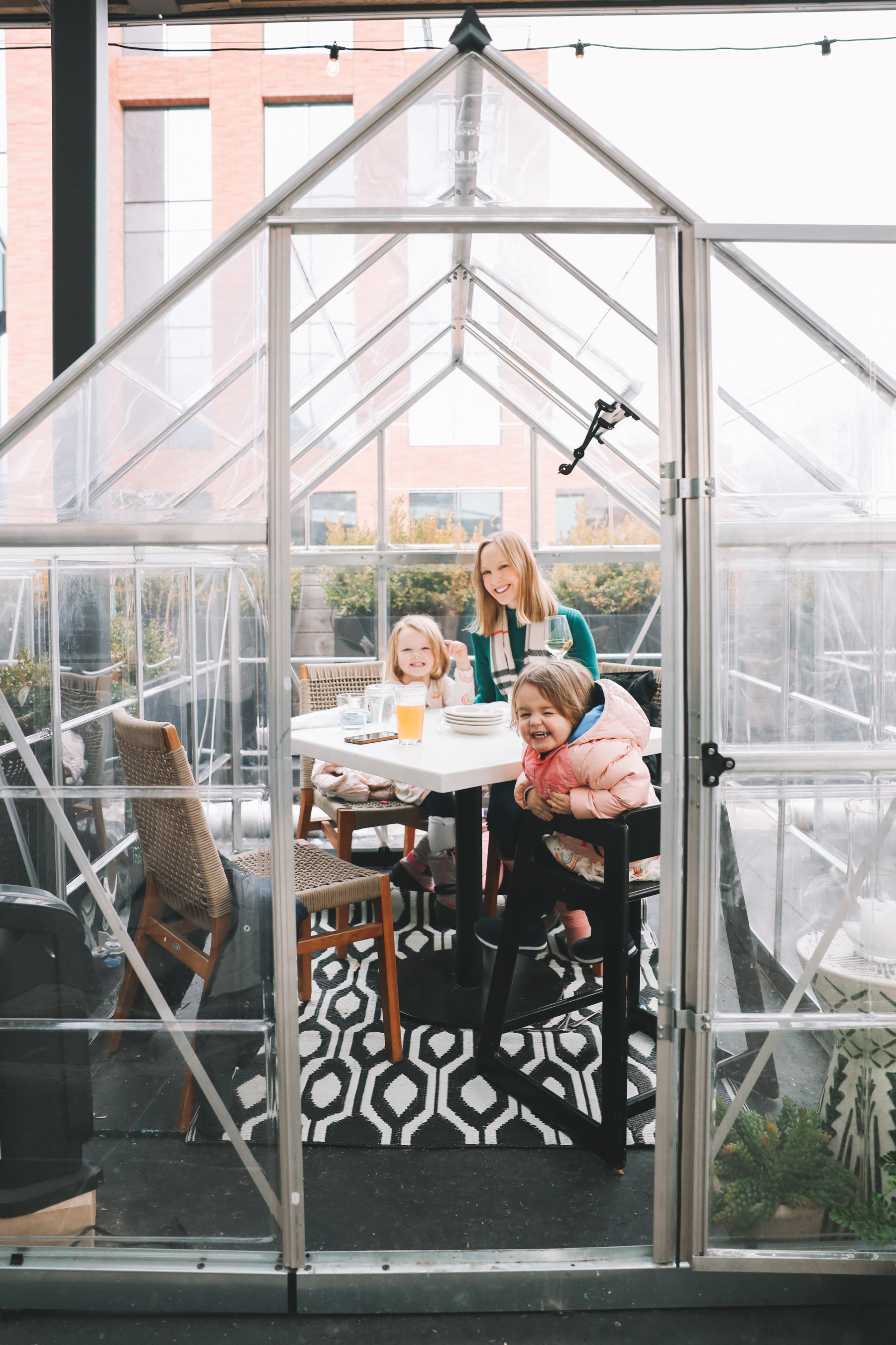 Aba Greenhouse Rooftop Dinner review