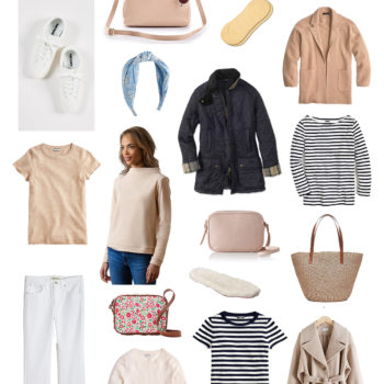 How to Look Springy and Stay Warm