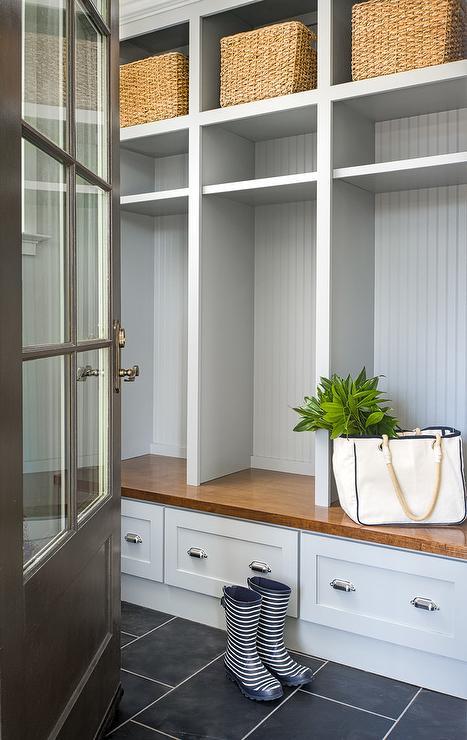 Mudroom Inspiration home design