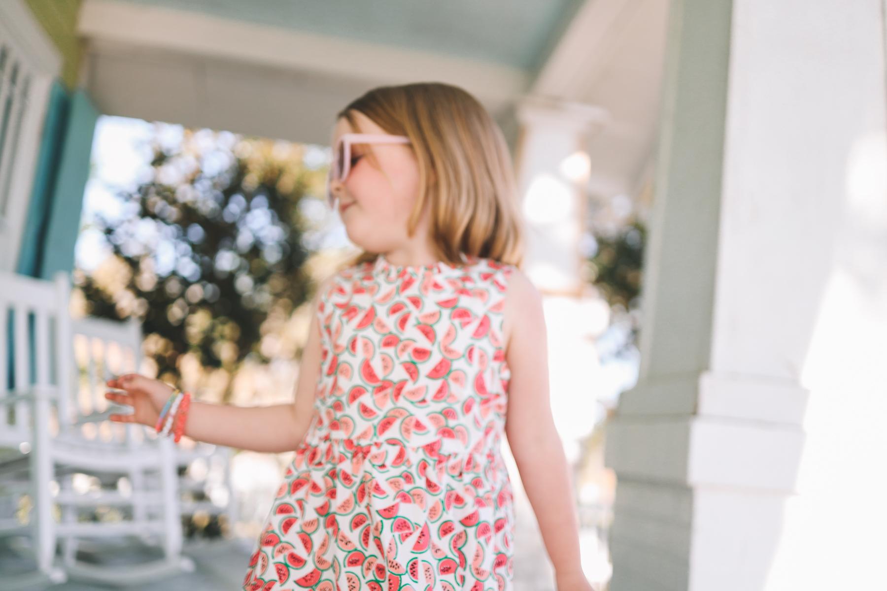 jcrew kids summer dress