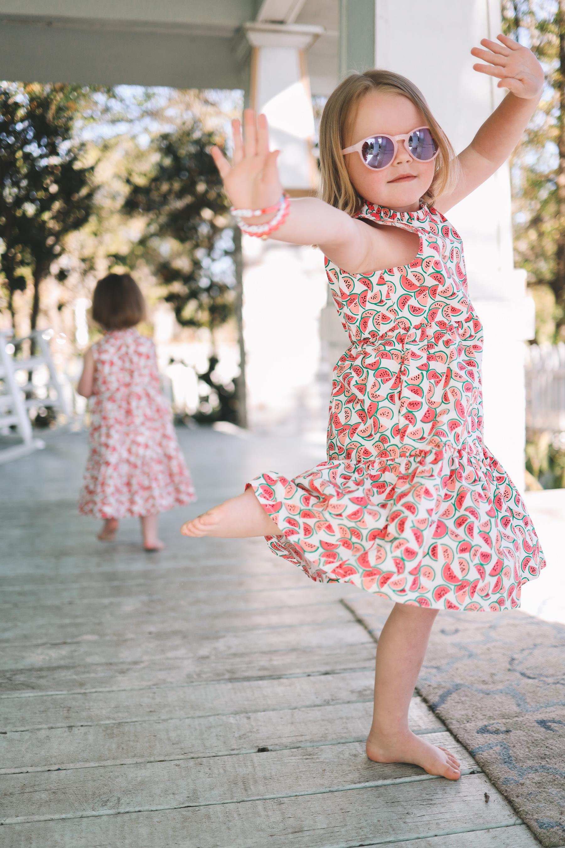 little girls summer dress j.crew