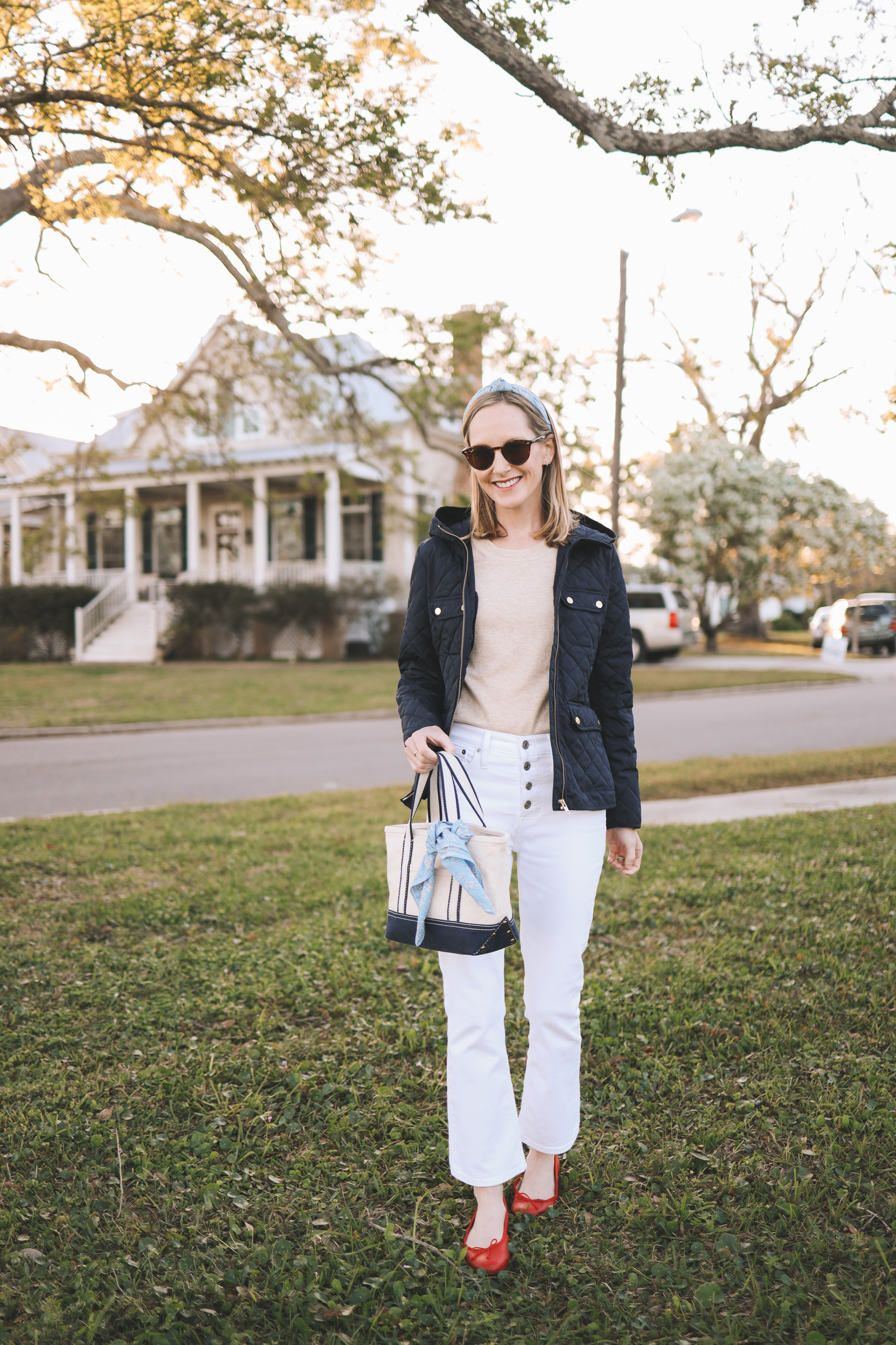 High-Rise Demi-Boot Cropped Jeans | J.Crew Spring Favorites