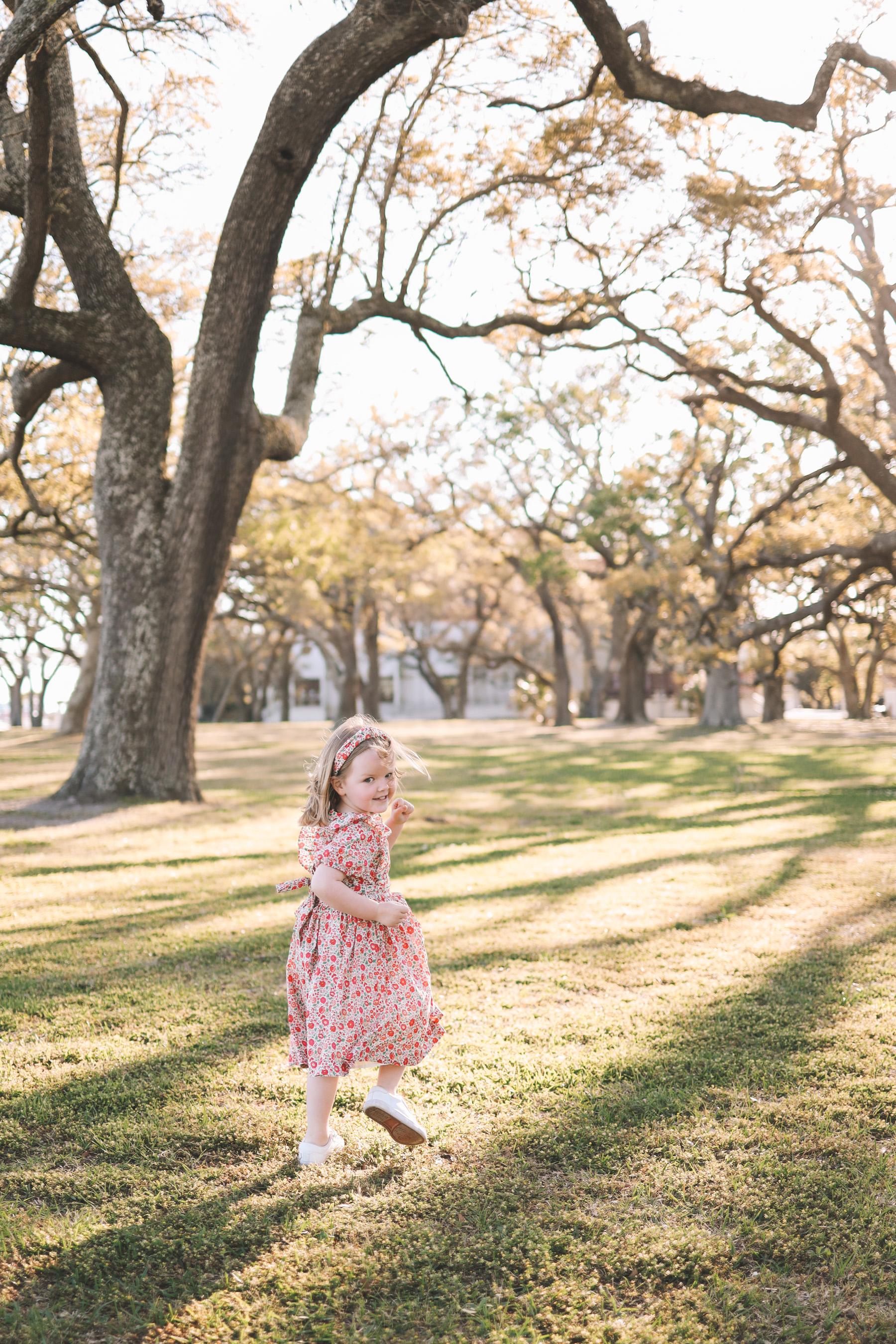 j.crew little girl liberty dress | Under the Oak Trees