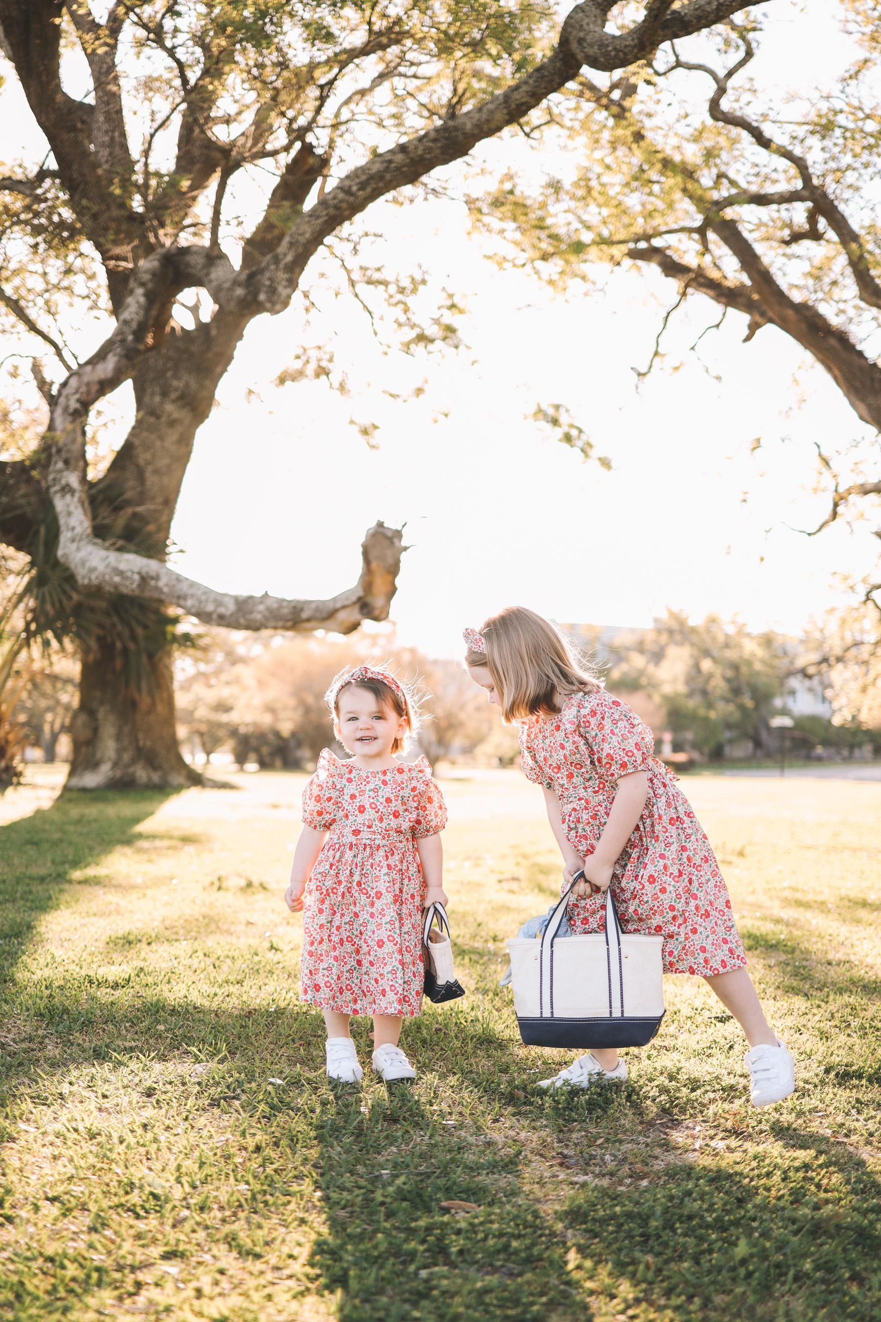 j.crew kids liberty dress | Under the Oak Trees