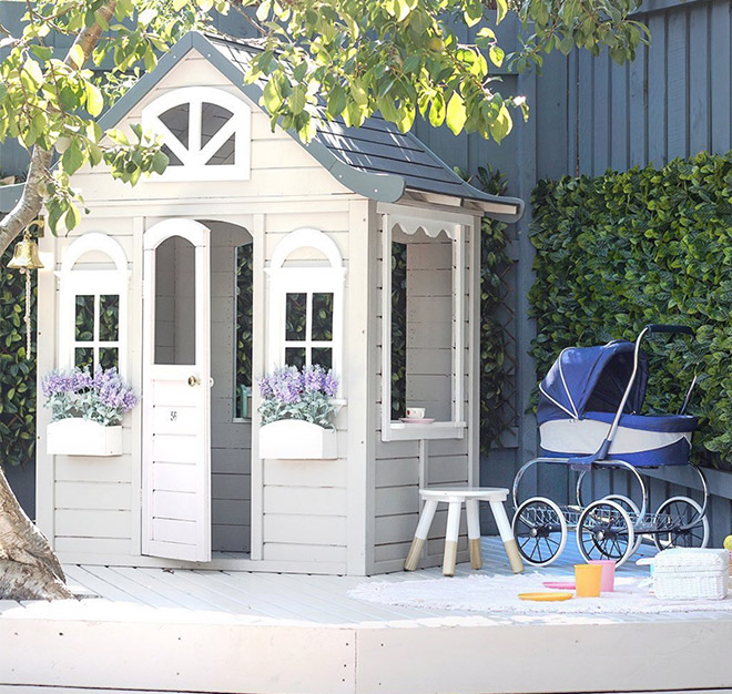 Playhouse Inspiration for kids