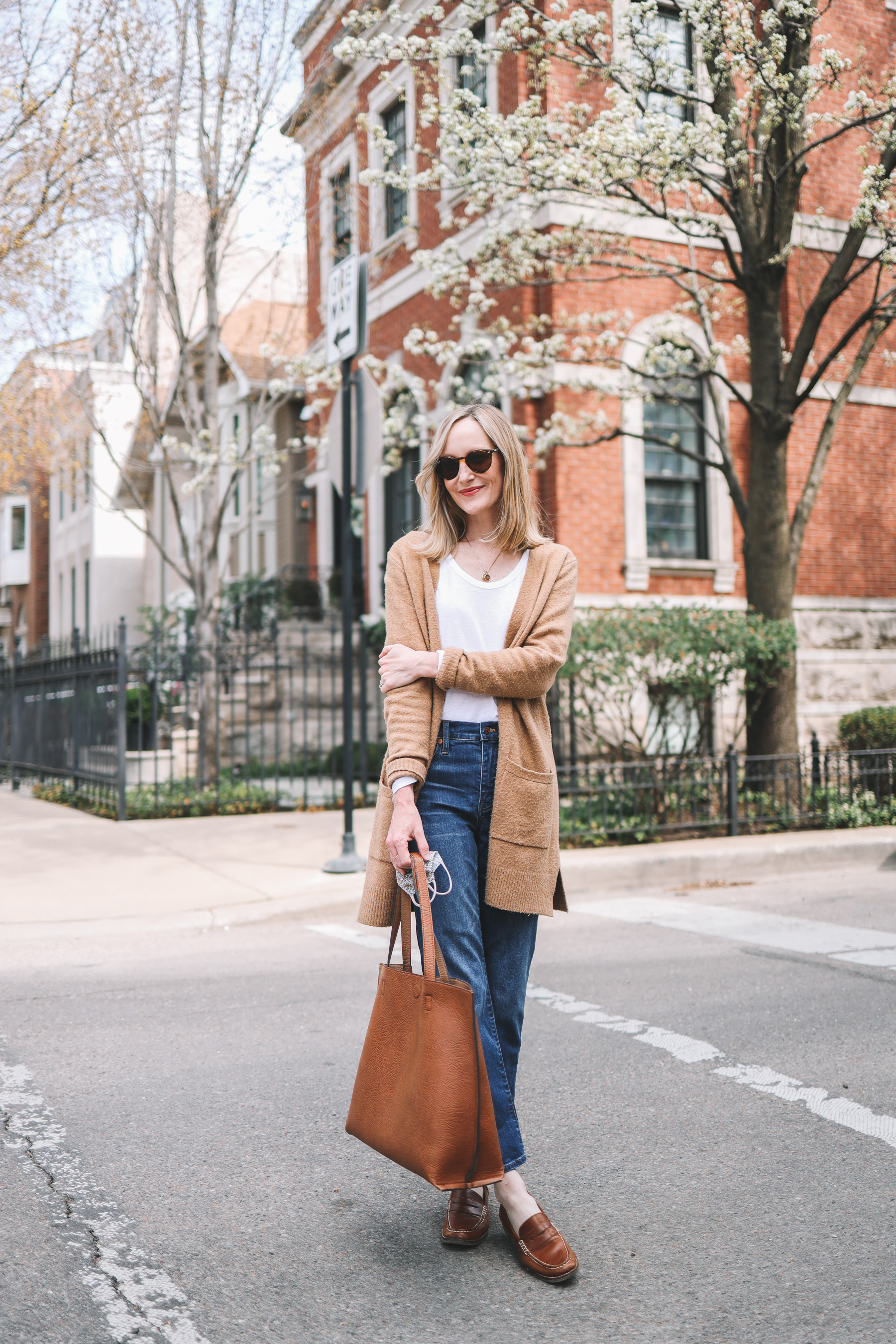 Go-To Casual Spring Outfit | spring fashion uniform