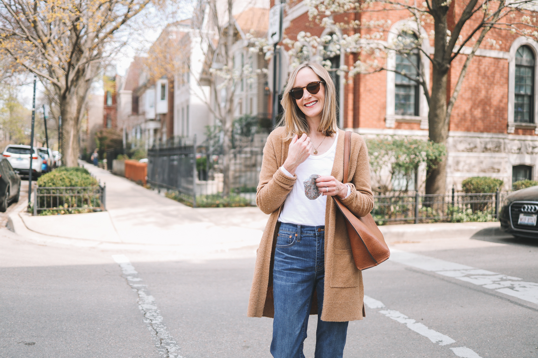 spring outfit idea | Go-To Casual Spring Outfit