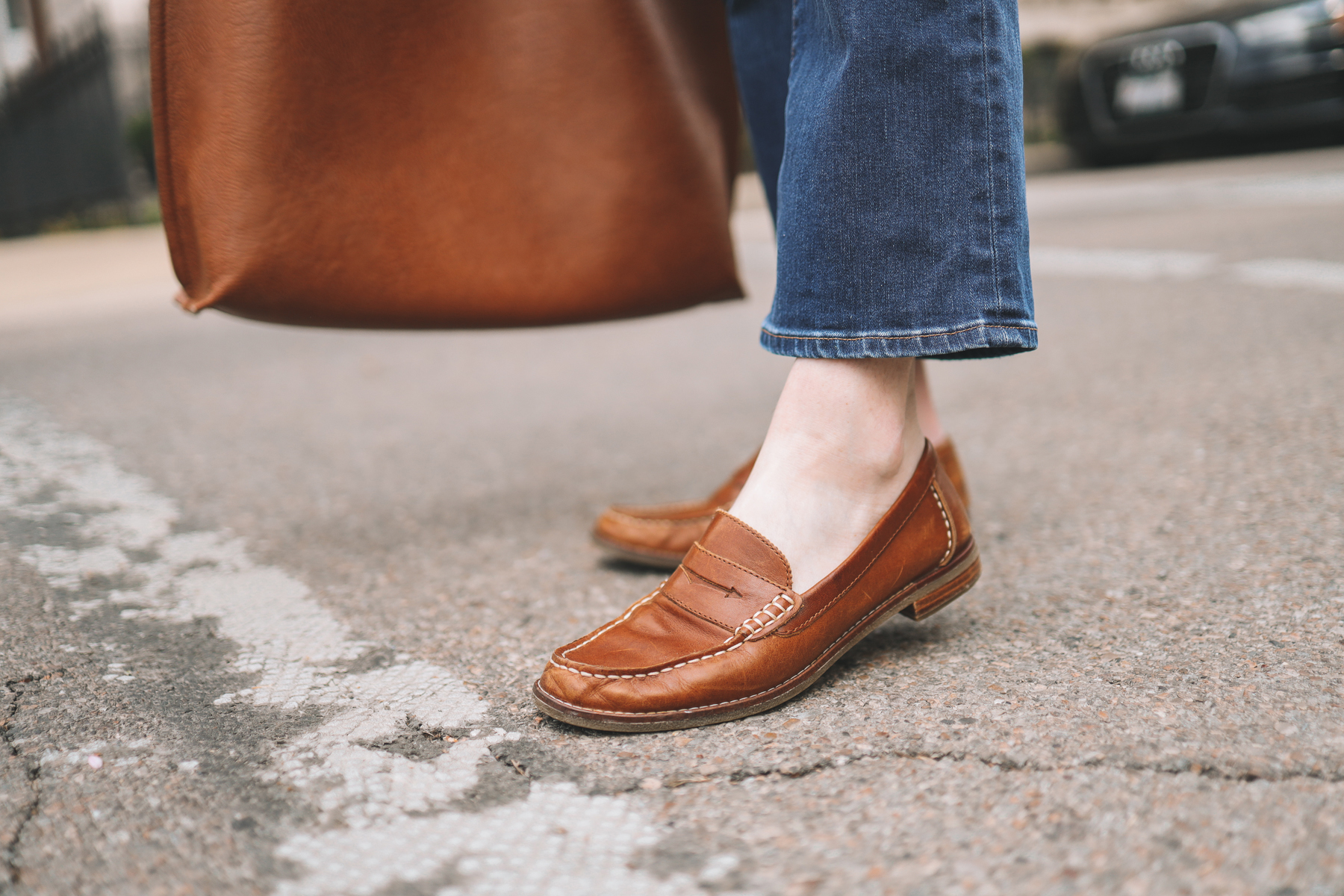 sperry loafers | Go-To Casual Spring Outfit