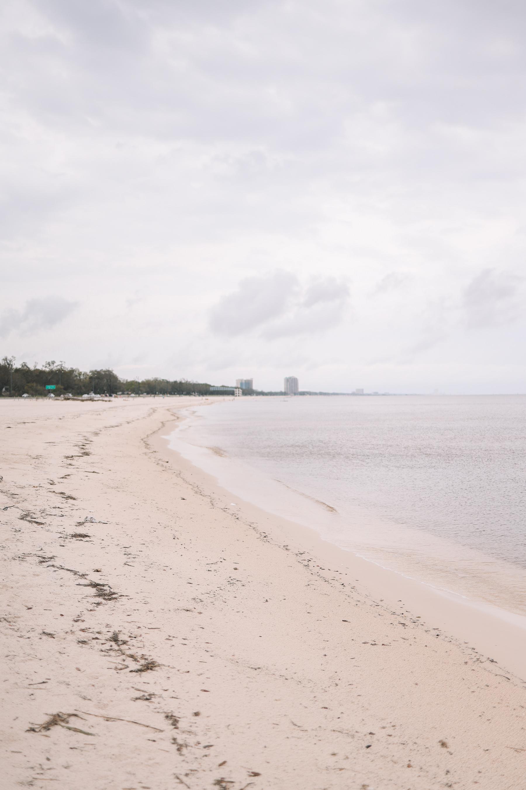 Mississippi beach trip
