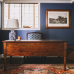 Pottery Barn Printers Keyhole Desk Review
