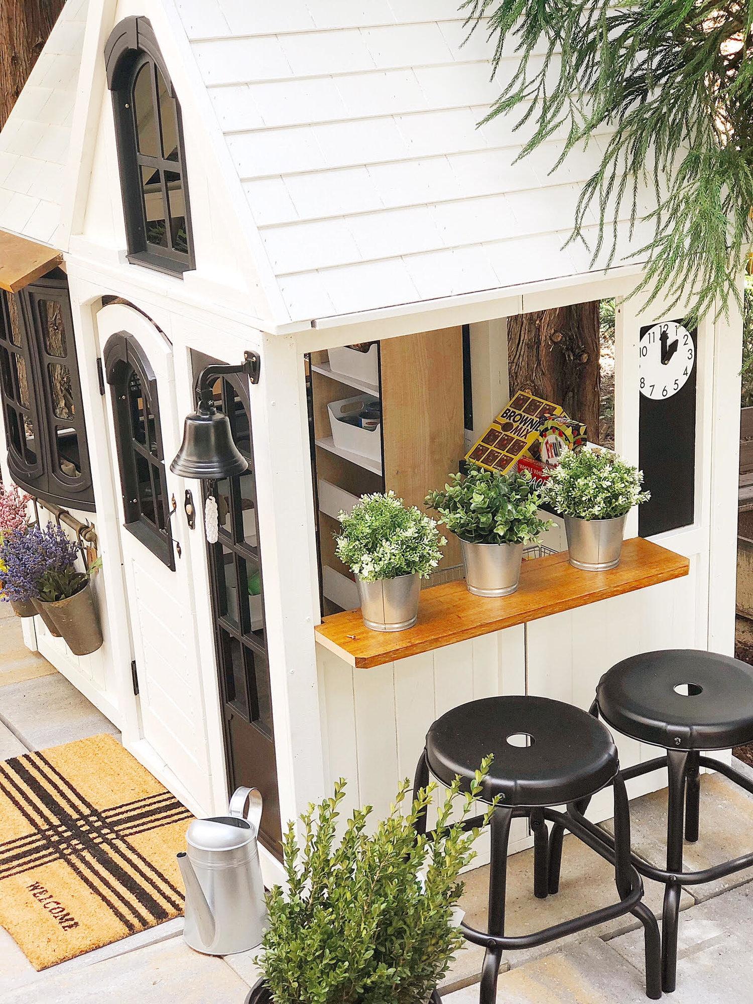 flower shop cottage