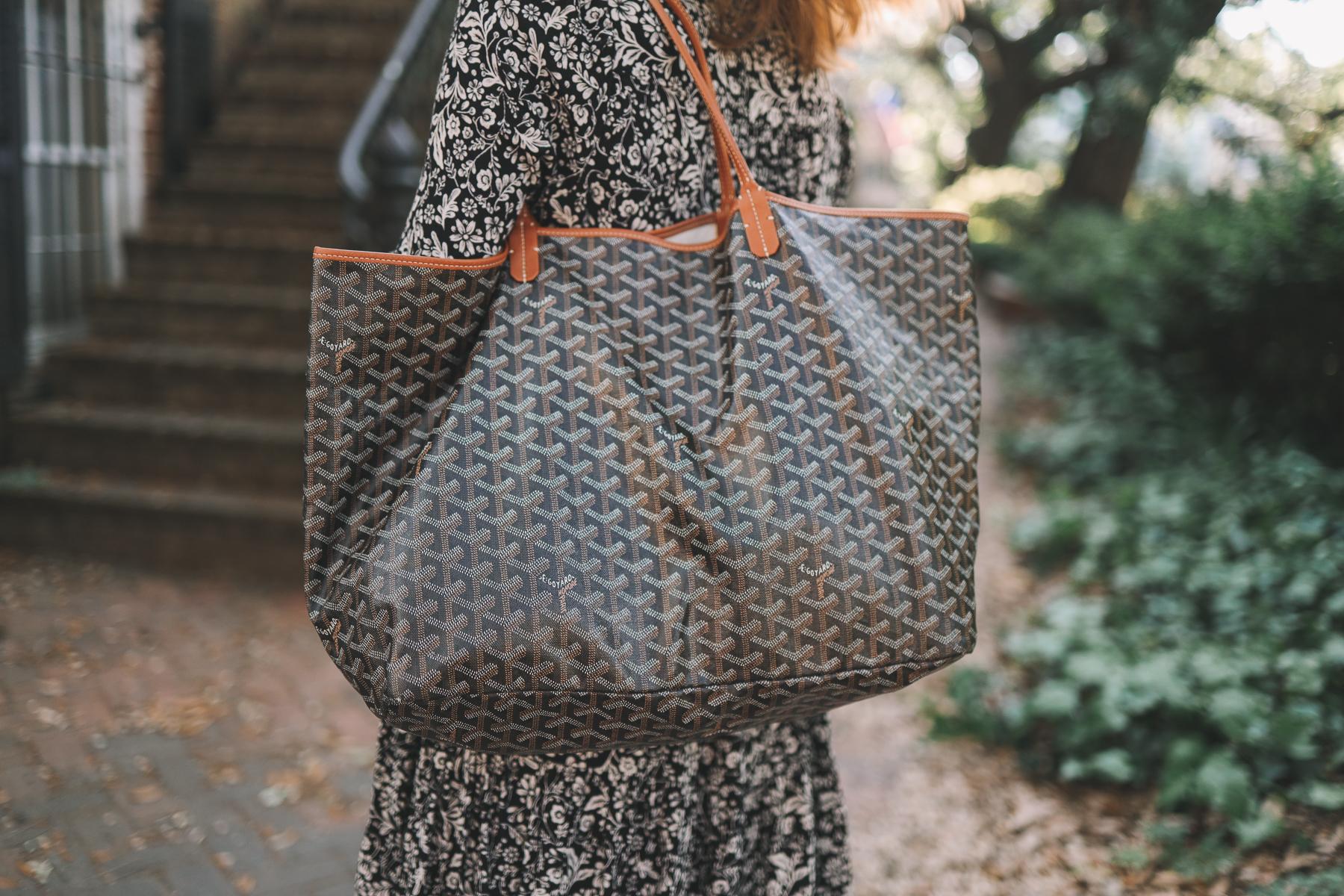 Goyard Bag review