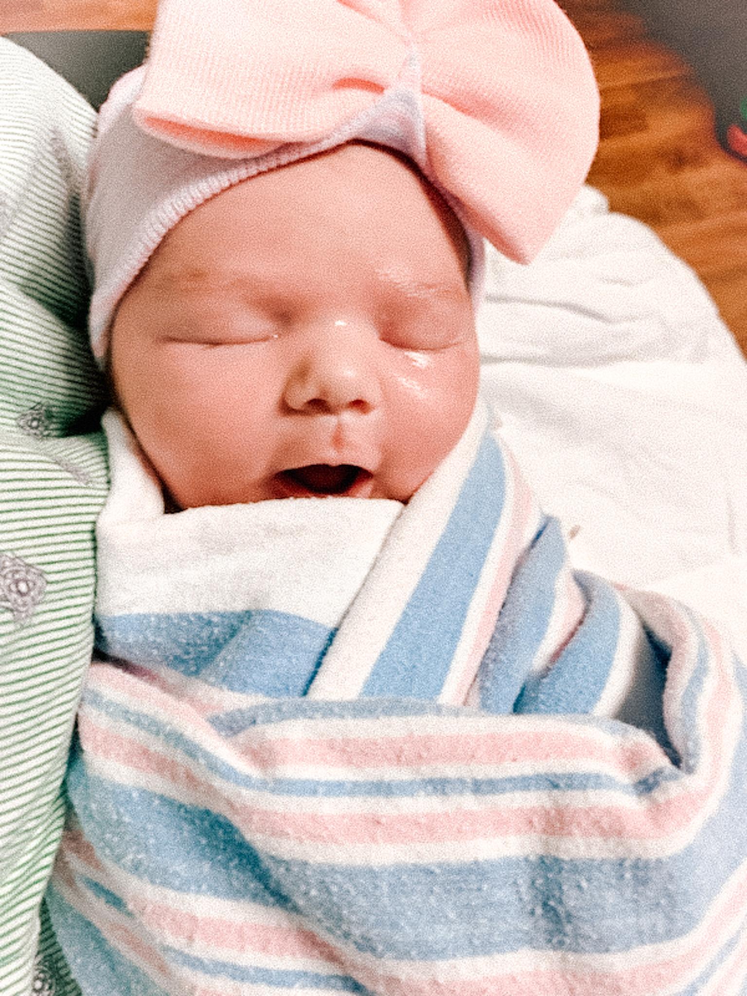 newborn baby story