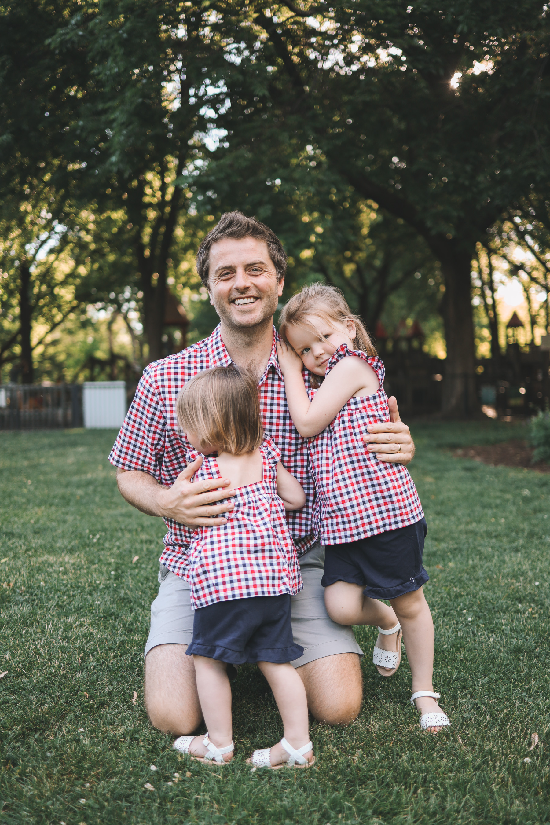 family plaid outfits