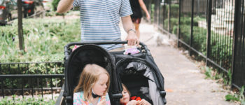 Single Baby Jogger All-Terrain Stroller | 10 Things with Mitch 5/25