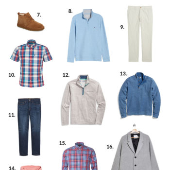 Nordstrom Half-Yearly Sale Men's Guide