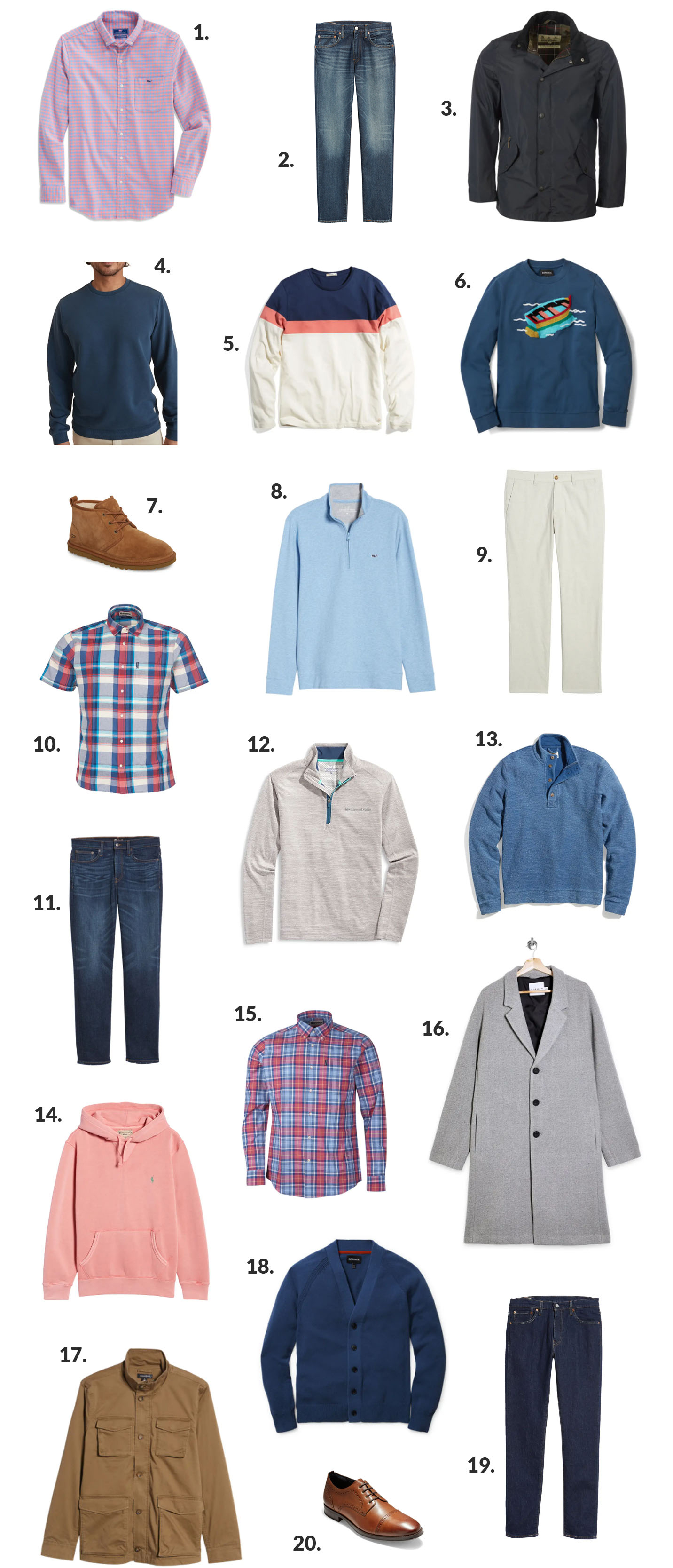 Nordstrom Half-Yearly Sale Mens Guide