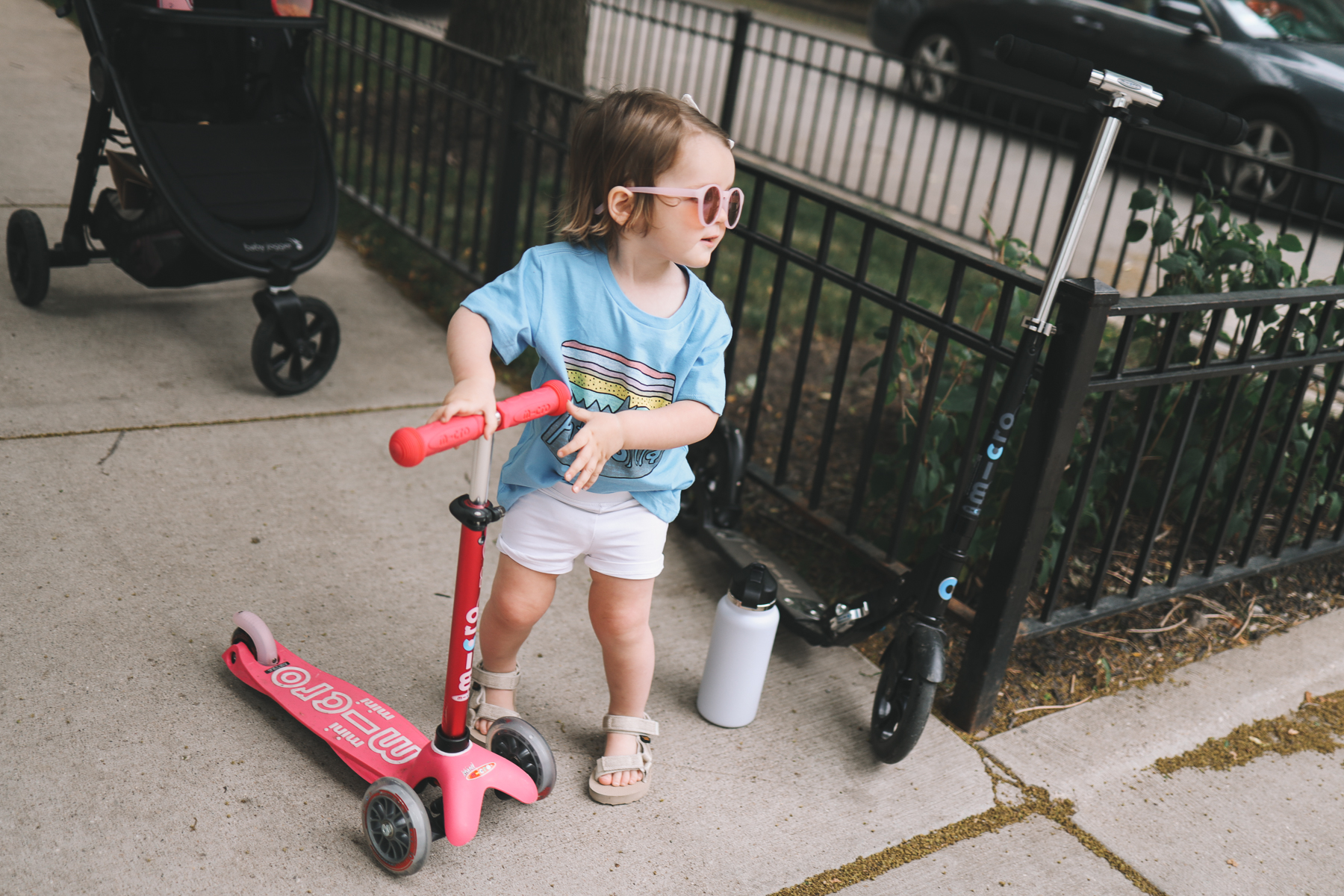 Backcountry Spring/Summer for toddlers