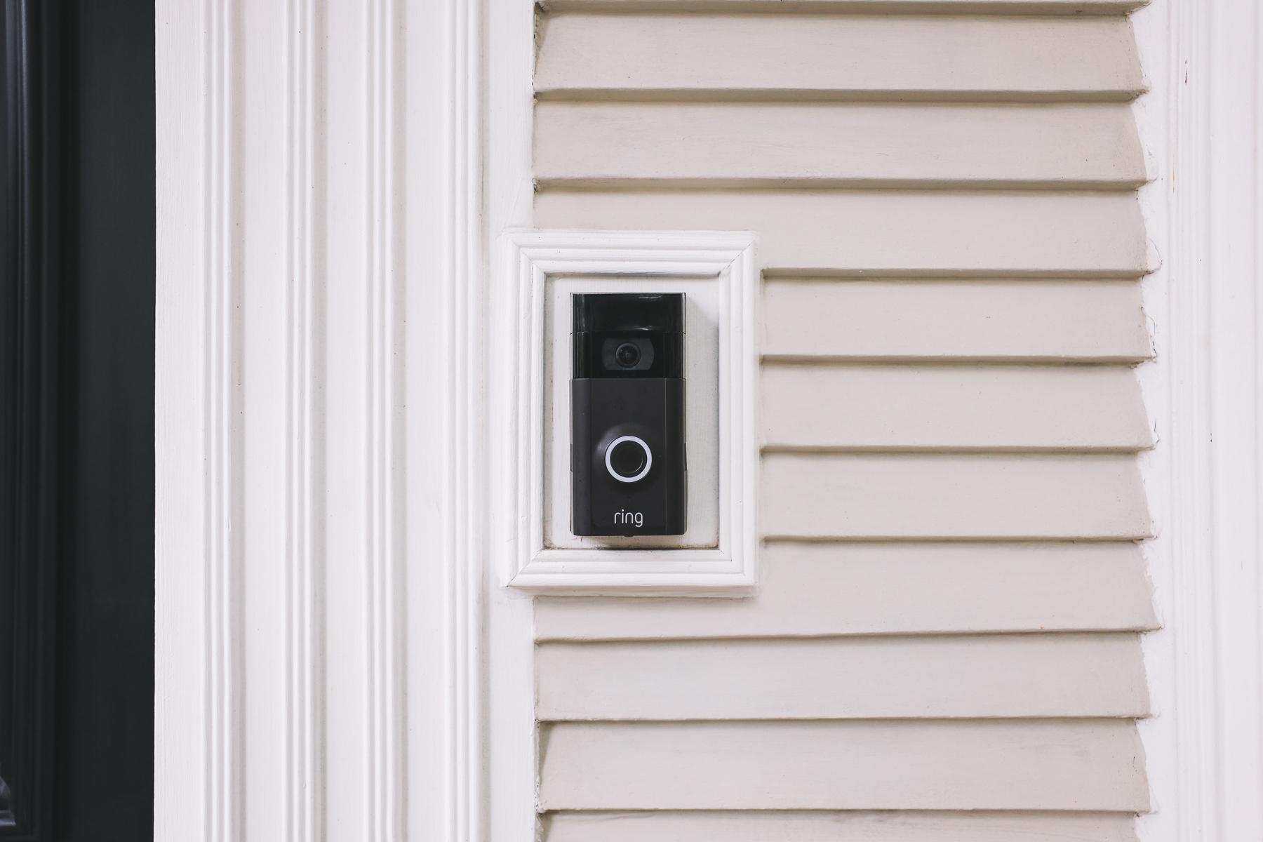 smart Doorbell and security