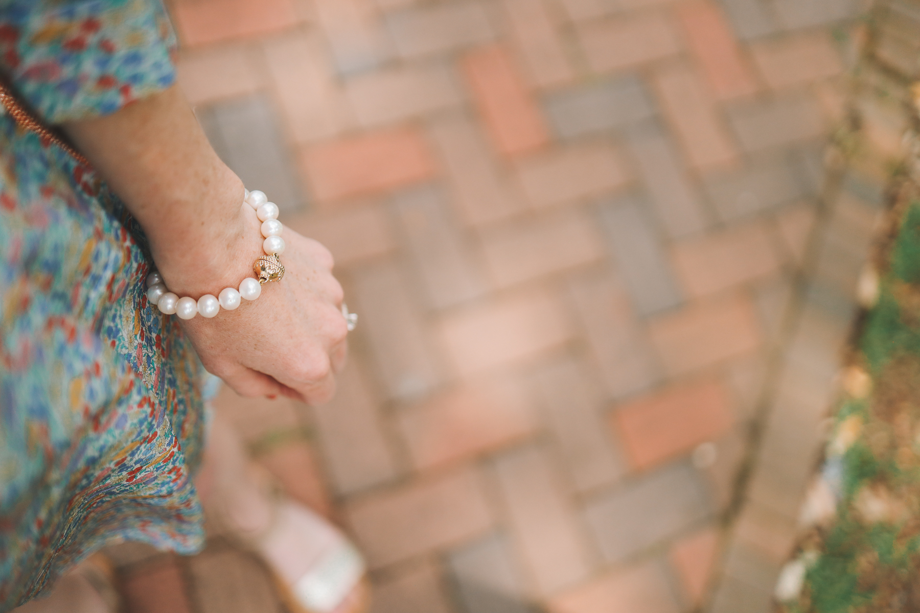 Clara Williams Pearl Bracelet