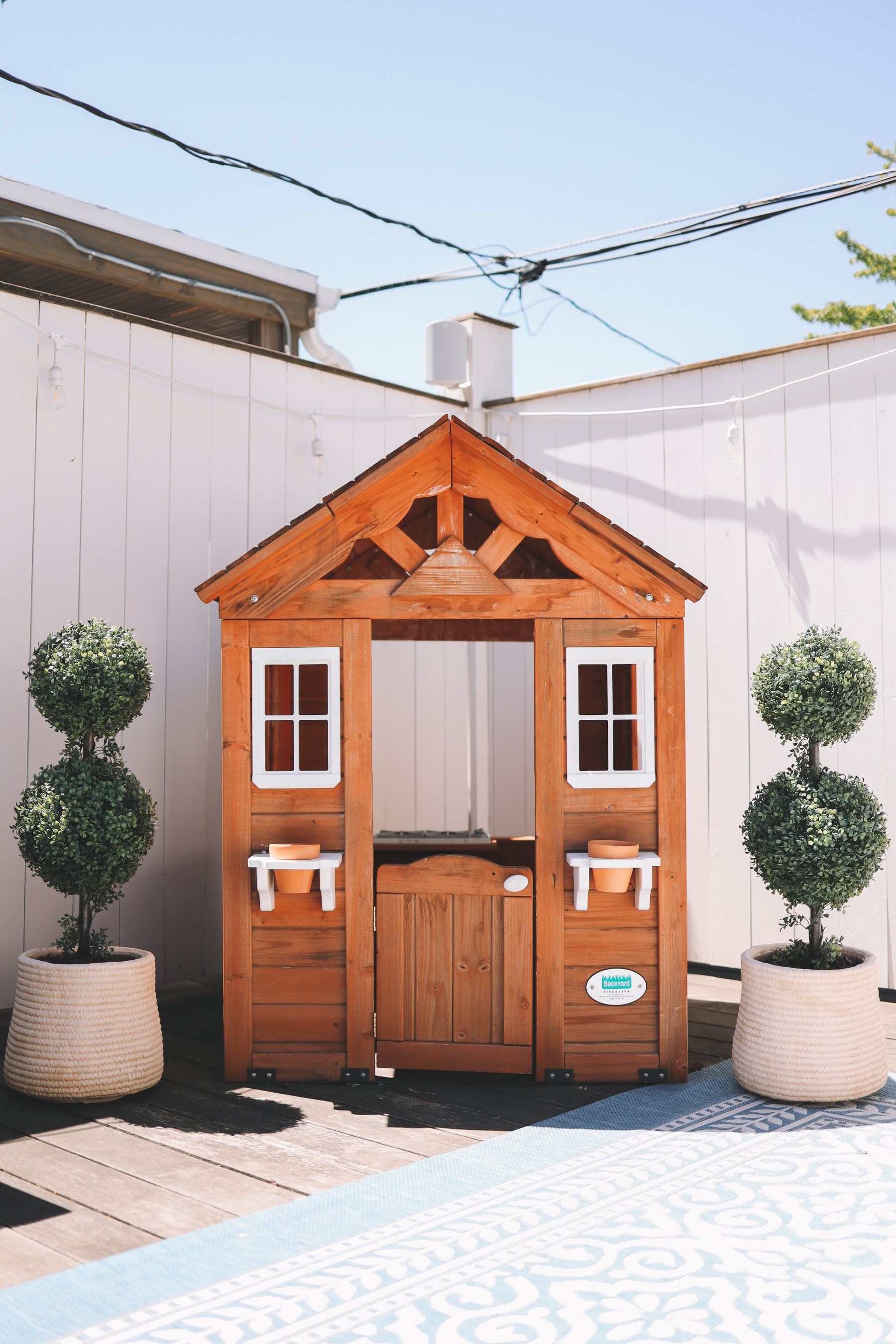 Backyard Discovery Playhouse   20+ Cant-Live-Without Walmart+ Products