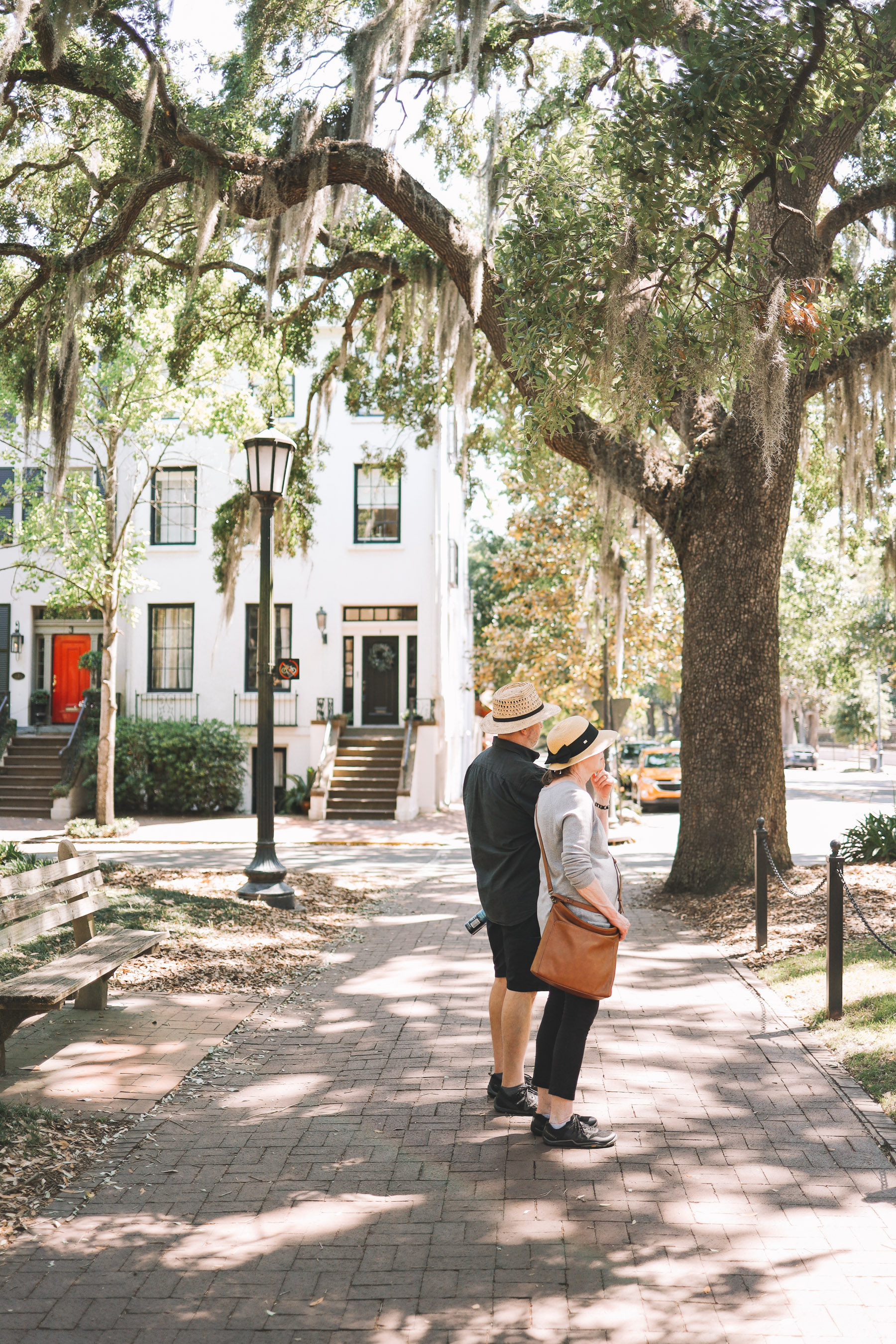 Savannah day itinerary for couples