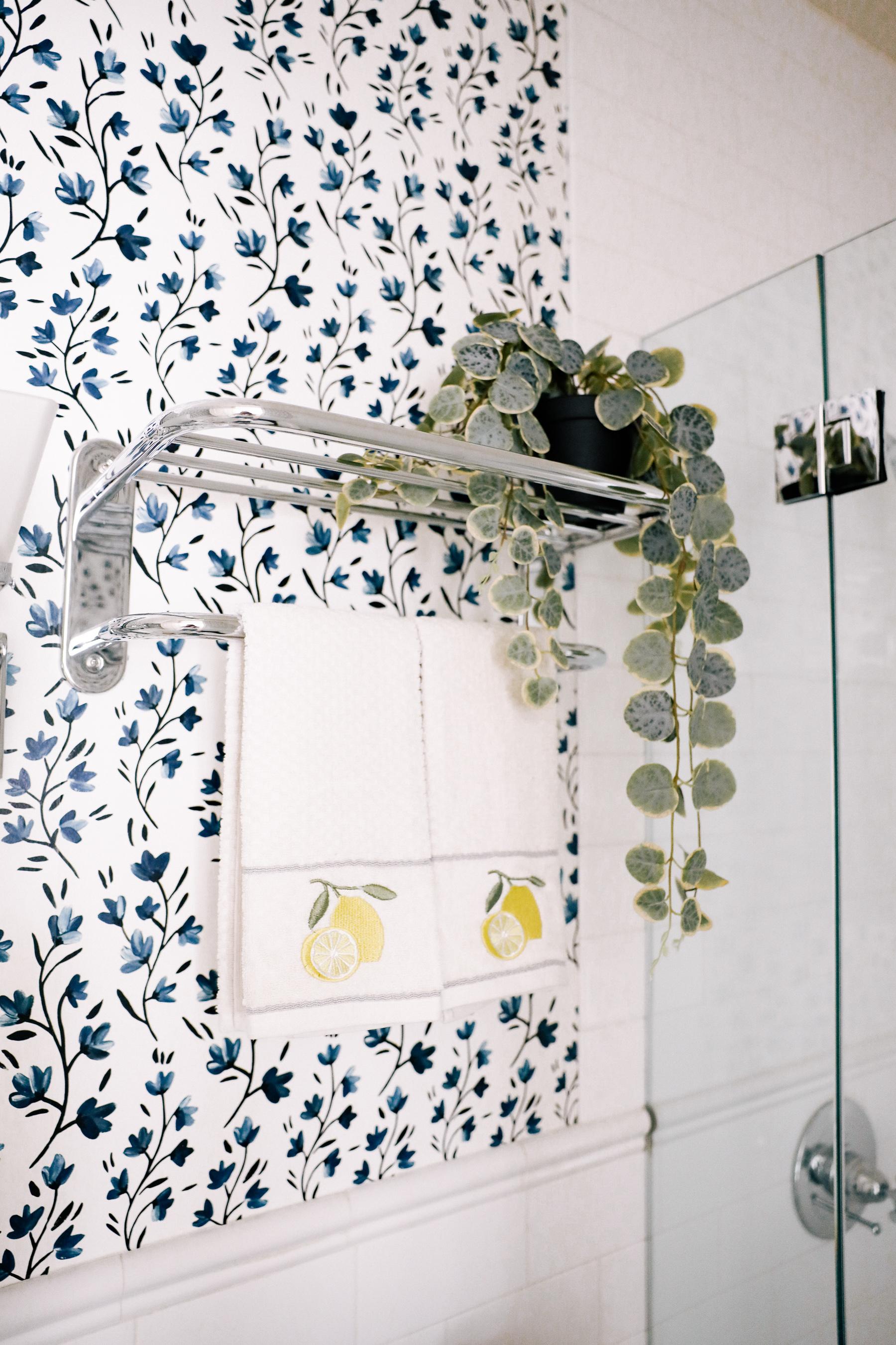Lemon Zest Hand Towels