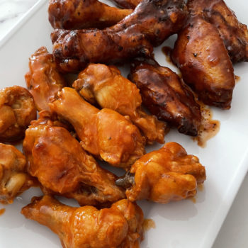 No-Thaw Air Fryer Chicken Wings