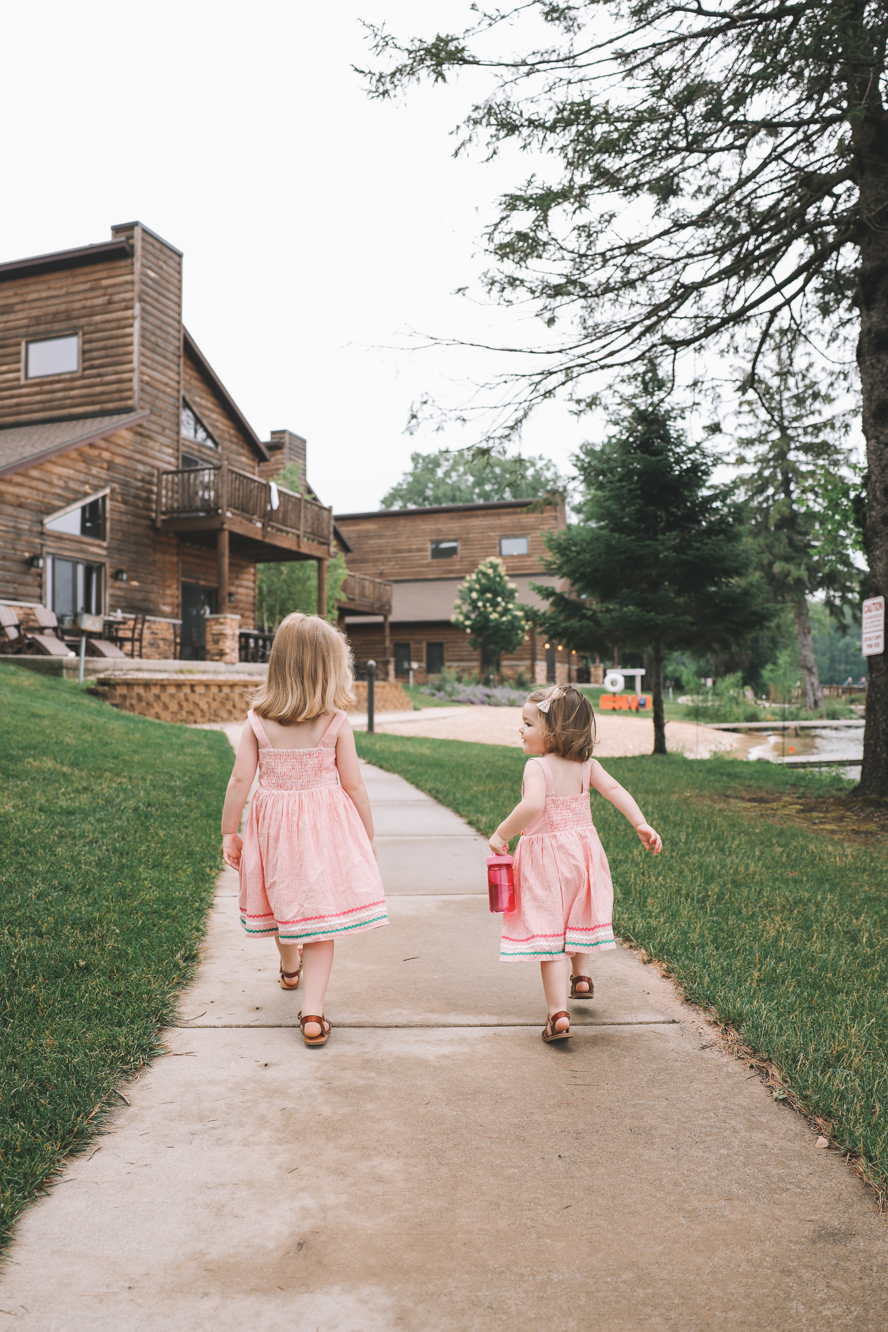 Wisconsin Dells Family Trip