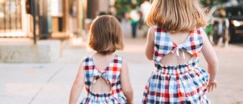Toddler Gingham Dress | 20+ Things 6/14