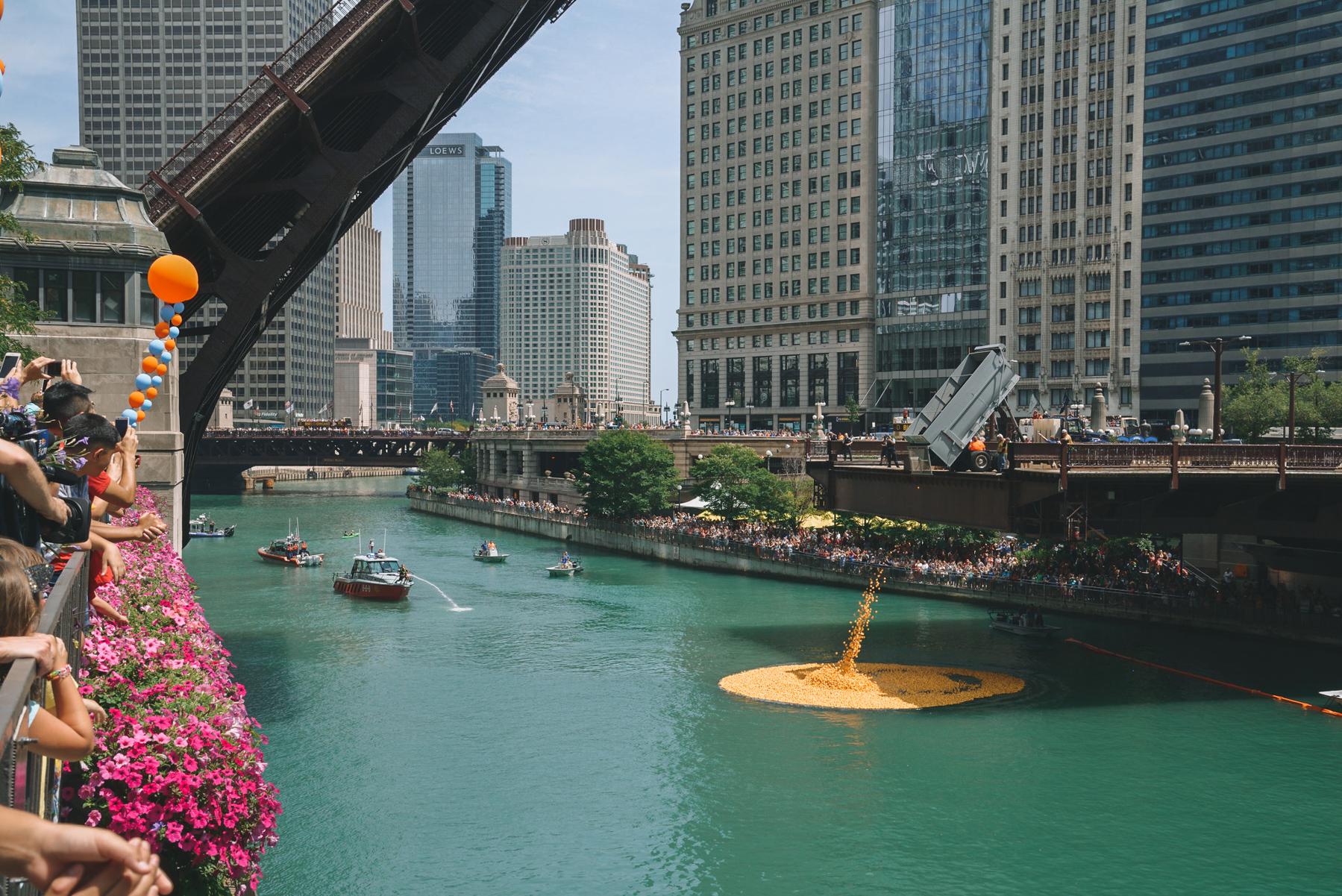 Chicago Ducky Derby 2021 details