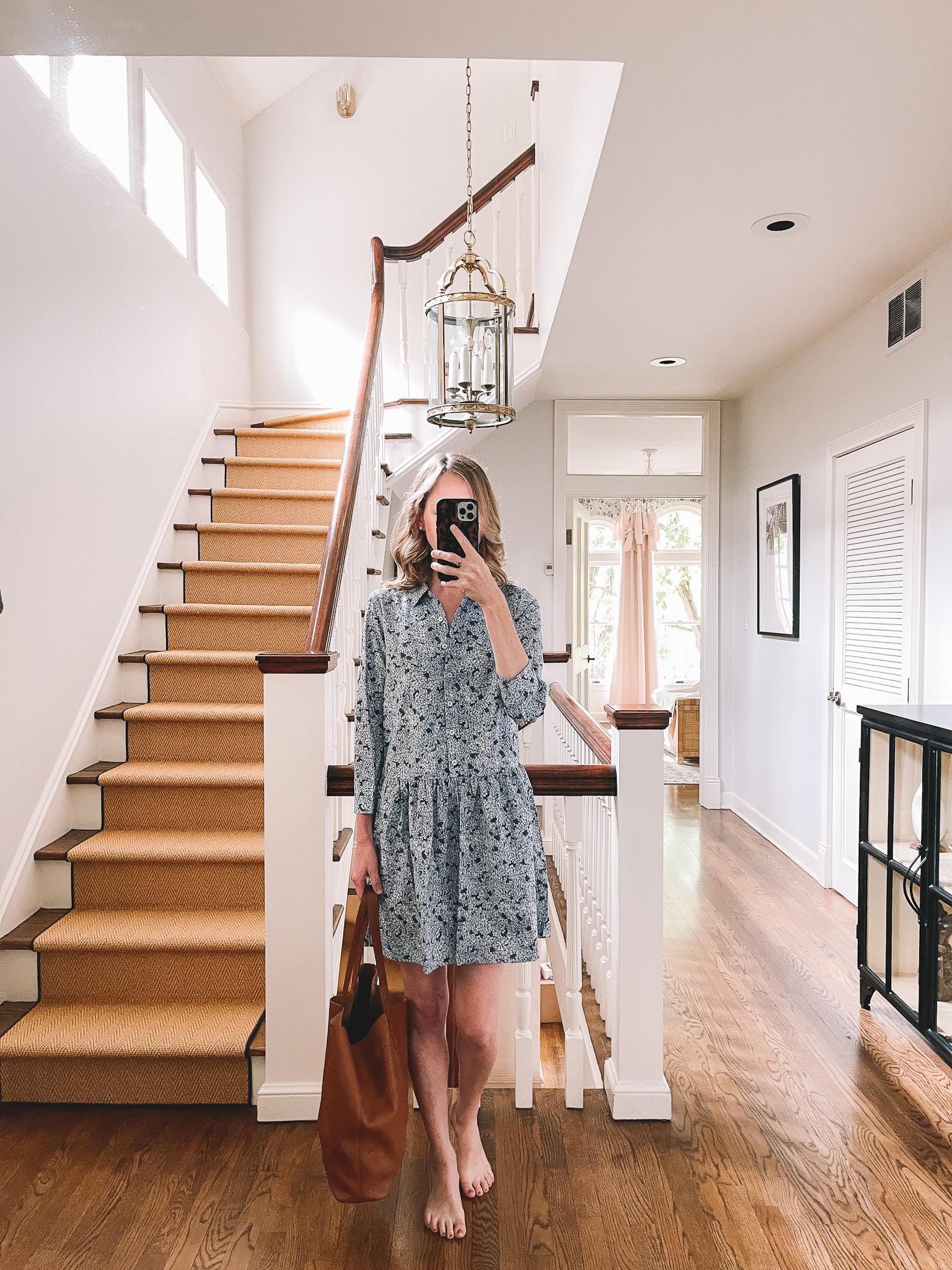 tuckernuck hydrangea dress | Recent Finds 6/11